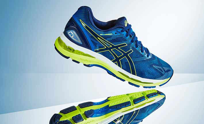 ASICS GEL-Nimbus is lighter than ever
