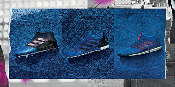 Blue Collection Players Adidas' Blast Covers Stadium From To Soccer dCBreoWx