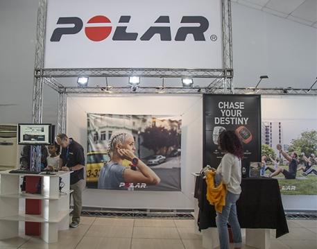 Polar-stand