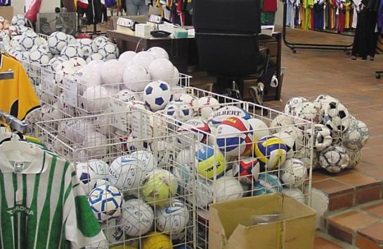 Retail-balls