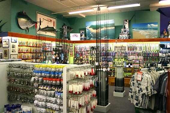 Retailing-fishing