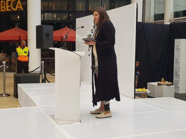 Natalie du Toit introduces kit