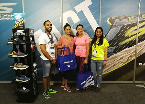 More wins for Skechers Performance at