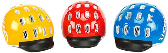 Woom-helmets
