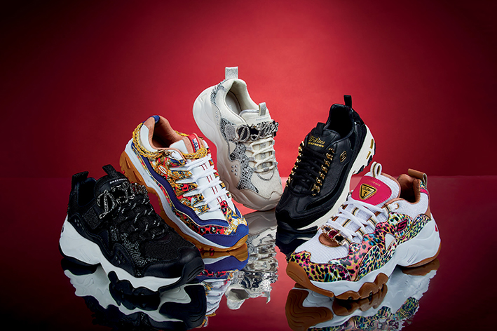 New record as Skechers Q3 sales grow 17
